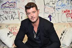 "罗宾·锡克捍卫""Blurred Lines"" Against Critics: ""We Were Just Jamming"""