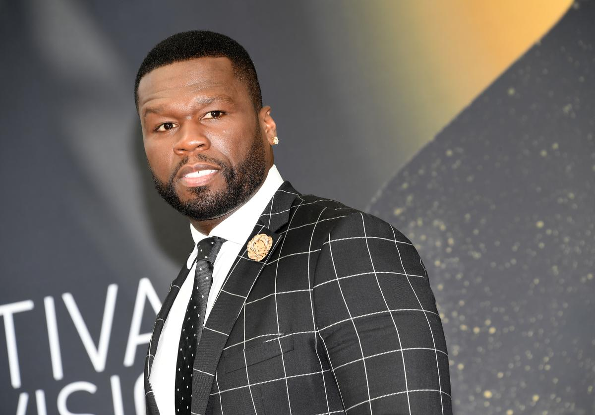 Curtis '50 Cent' Jackson from 'Power' attends a photocall during the 57th Monte Carlo TV Festival : Day 5 on June 20, 2017 in Monte-Carlo, Monaco.