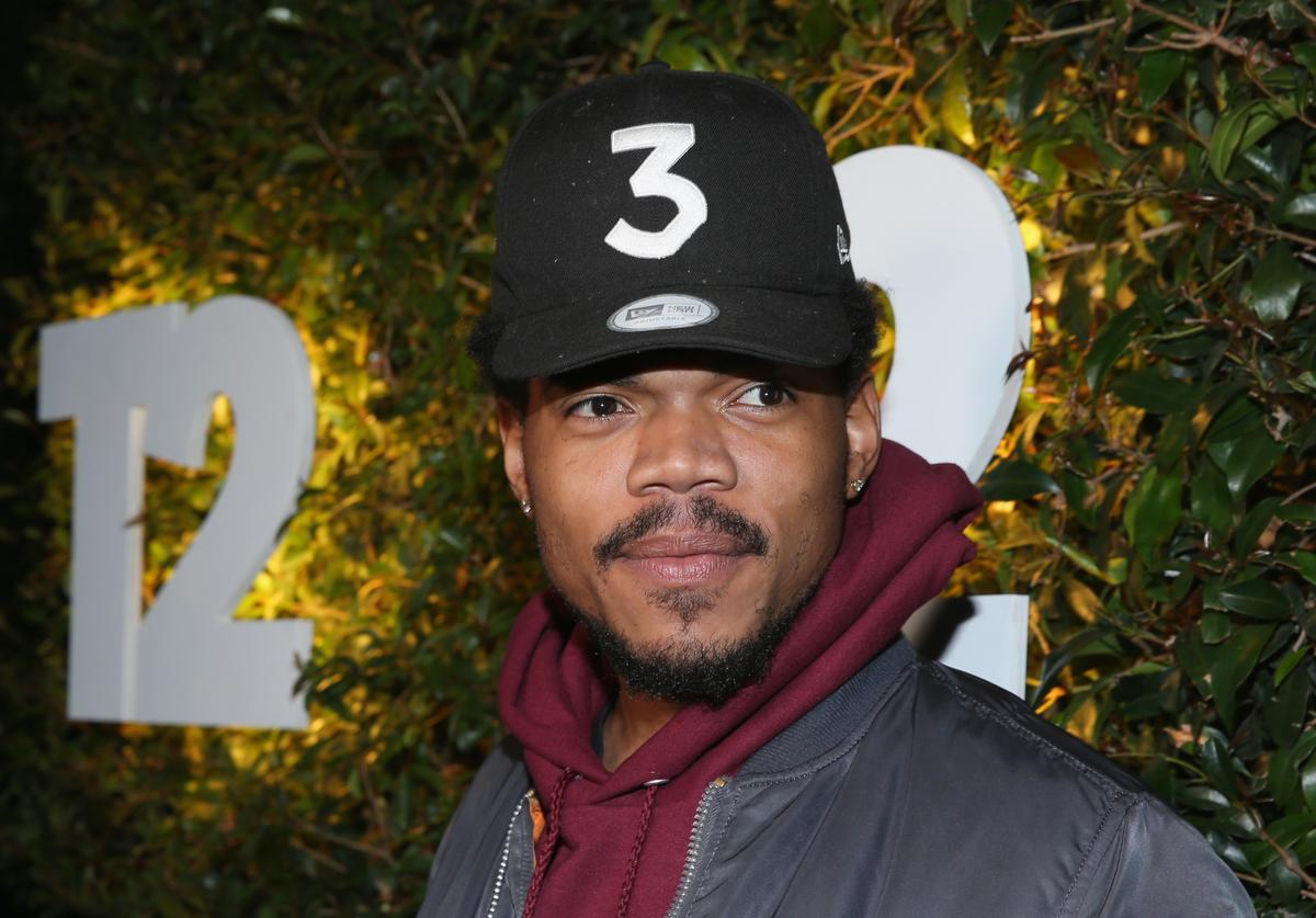 Chance The Rapper attends Take-Two's Annual E3 Kickoff Party at Cecconi's Restaurant on June 13, 2016 in Los Angeles, California.