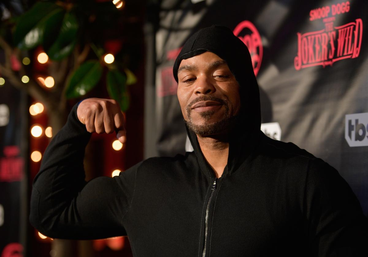 Method Man at TBS' Drop the Mic and The Joker's Wild Premiere Party at Dream Hotel on October 11, 2017 in Hollywood, California. Shoot ID 26854_010
