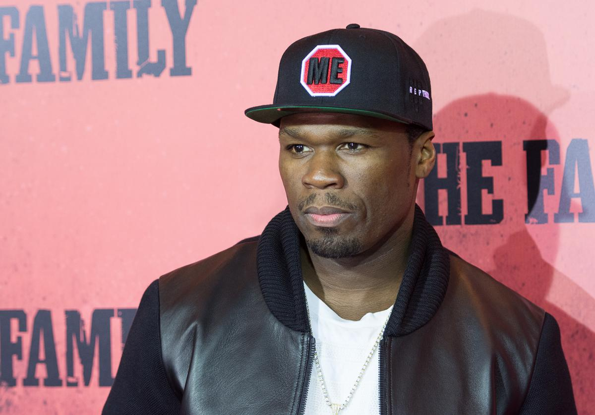 Curtis Jackson attends 'The Family' World Premiere at AMC Lincoln Square Theater on September 10, 2013 in New York City.