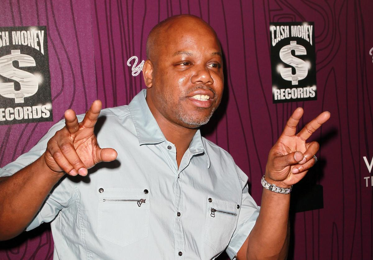Recording artist Too Short attends Cash Money Records' Lil Wayne album release party for 'Tha Carter IV' at Boulevard3 on August 28, 2011 in Los Angeles, California.