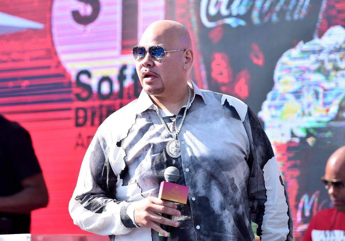 Recording artist Fat Joe attends day one of the Pool Groove, sponsored by McDonald's, during the 2017 BET Experience at Gilbert Lindsey Plaza on June 23, 2017 in Los Angeles, California.