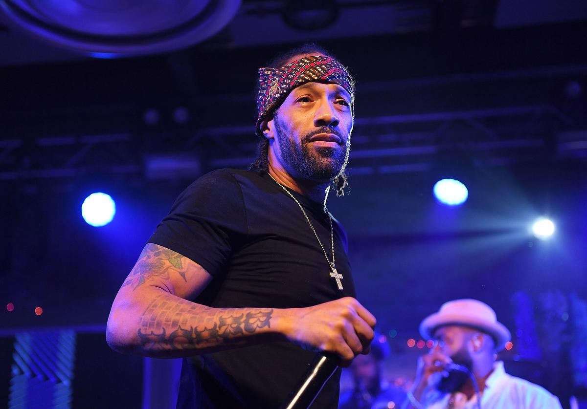 Rapper Redman and The Roots perform during the Budlight Event 2017 SXSW Conference and Festivals on March 18, 2017 in Austin, Texas.
