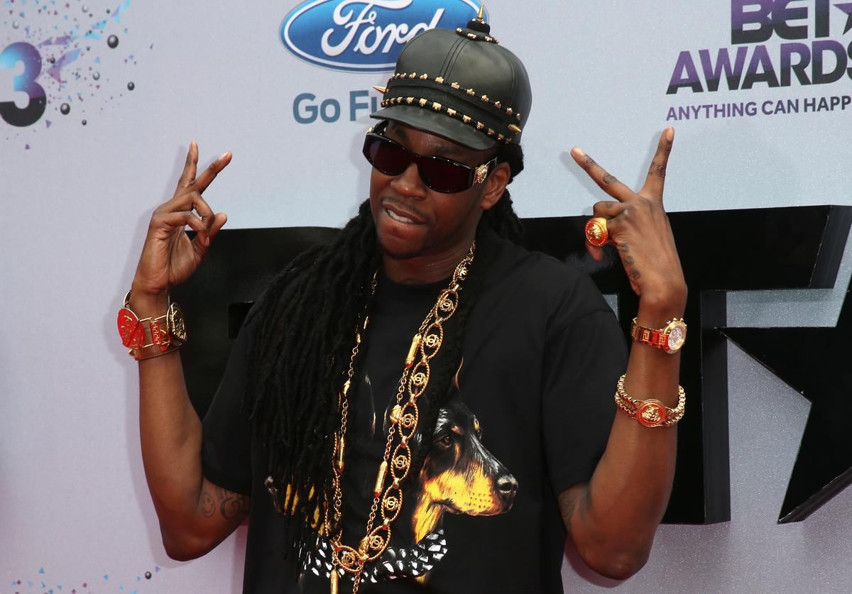 Recording Artist 2 Chainz attends the 2013 BET Awards at Nokia Theatre L.A. Live on June 30, 2013 in Los Angeles, California.