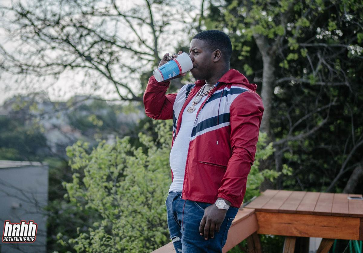 Blac Youngsta Sippin'