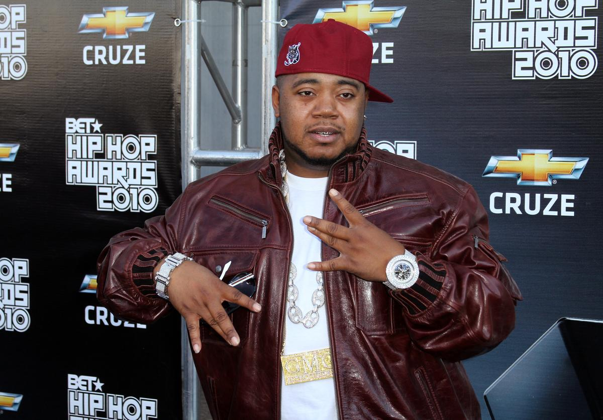 Twista attends the BET Hip Hop Awards 2010 at Boisfeuillet Jones Atlanta Civic Center on October 2, 2010 in Atlanta, Georgia.