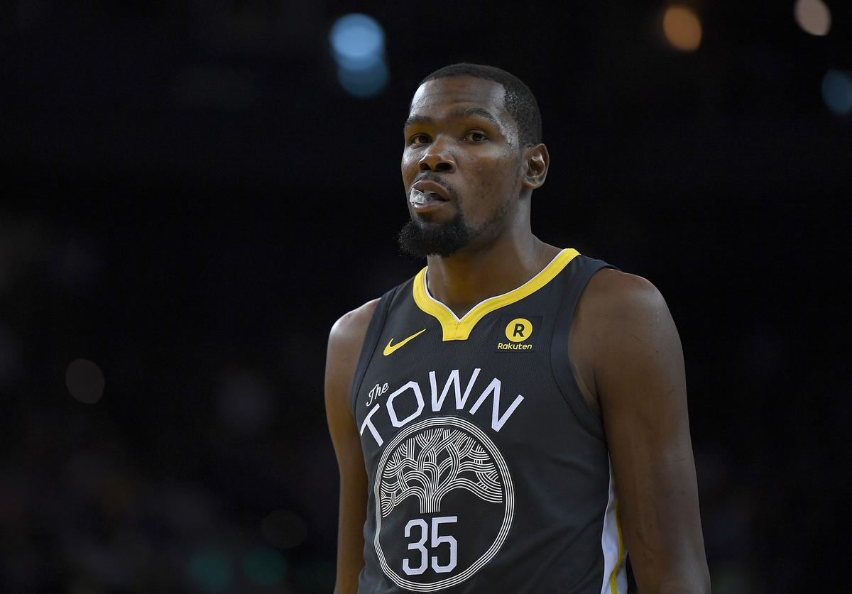 Kevin Durant Mouthguard