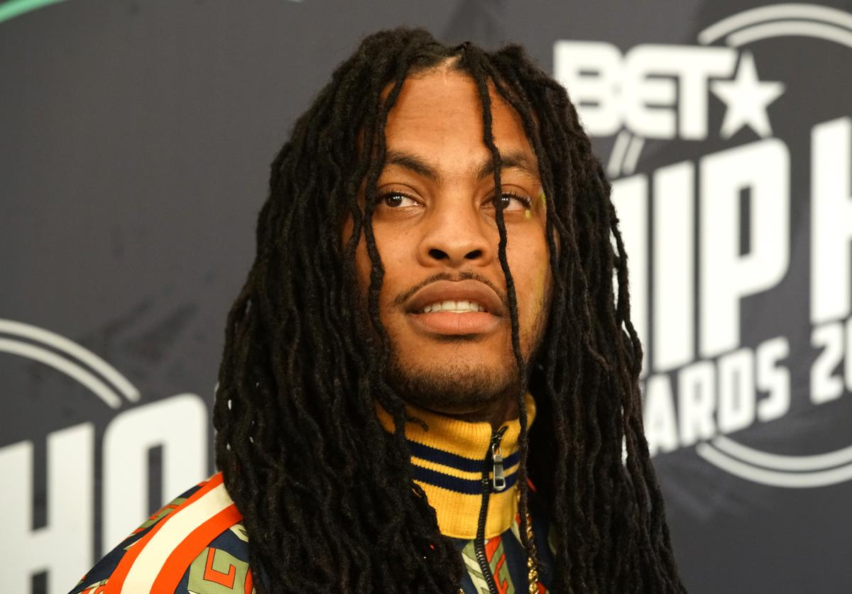 Waka Flocka attends the BET Hip Hop Awards 2017 at The Fillmore Miami Beach at the Jackie Gleason Theater on October 6, 2017 in Miami Beach, Florida