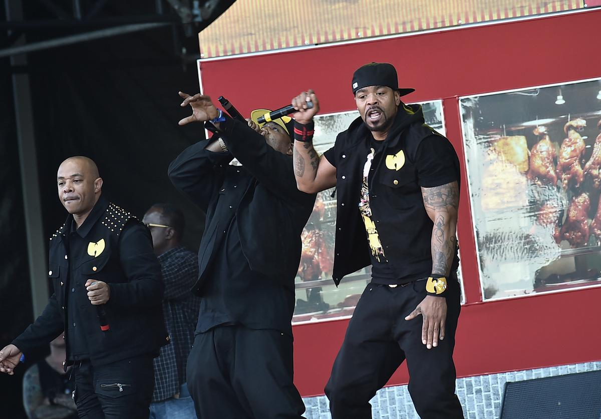 Method Man of the group Wu-Tang Clan performs onstage during the 2017 Governors Ball Music Festival - Day 2 at Randall's Island on June 3, 2017 in New York City.