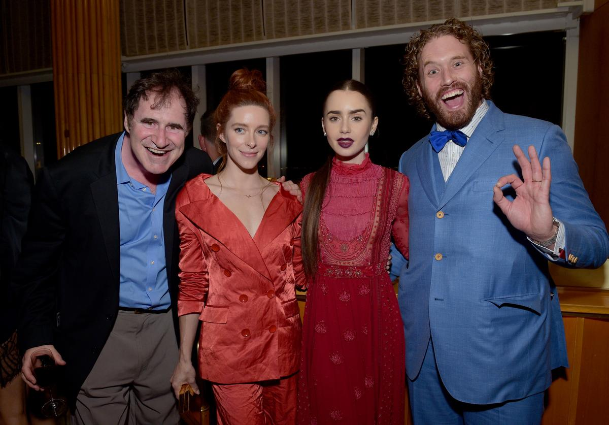 T.J. Miller at the 'Okja' New York Premiere Afterparty