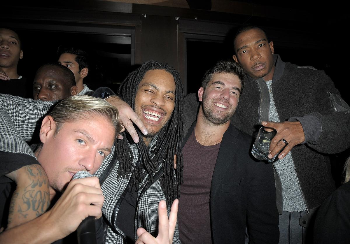 Billy McFarland, Ja Rule, Waka