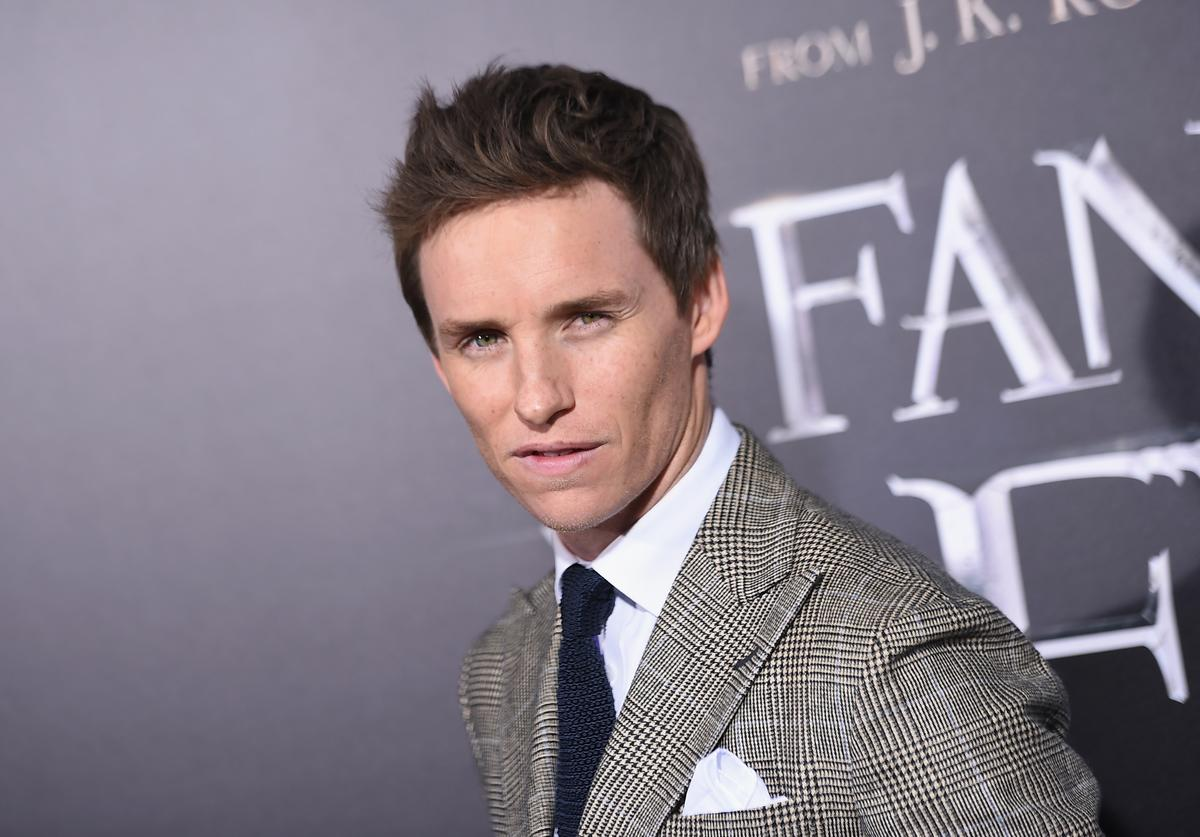 Eddie Redmayne at the 'Fantastic Beasts And Where To Find Them' World Premiere