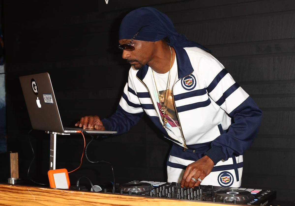 Snoop Dogg performs at the Sound Ventures 'The Party' at Hotel Van Zandt on March 10, 2018 in Austin, Texas