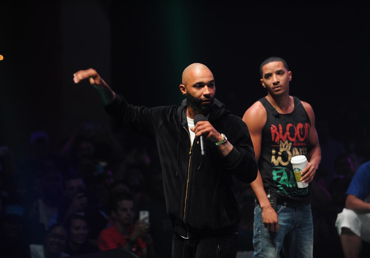 Joe Budden Battle