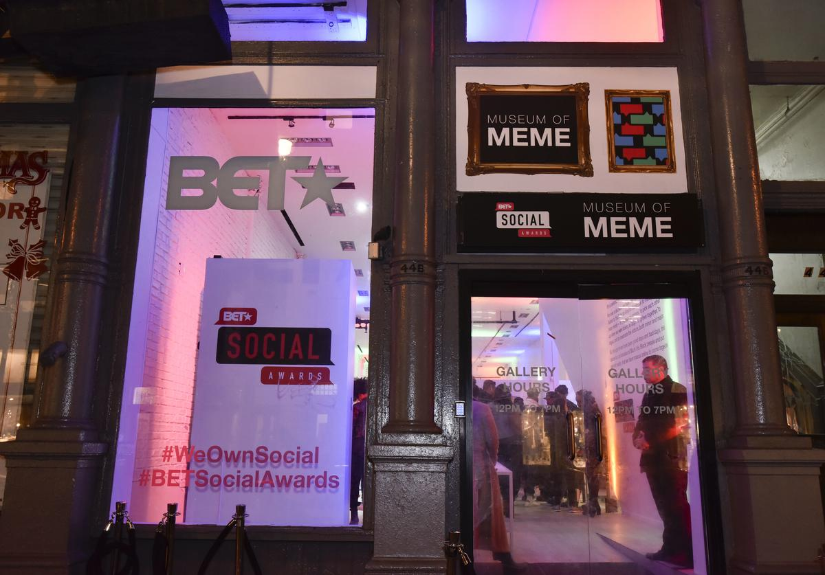 BET storefront