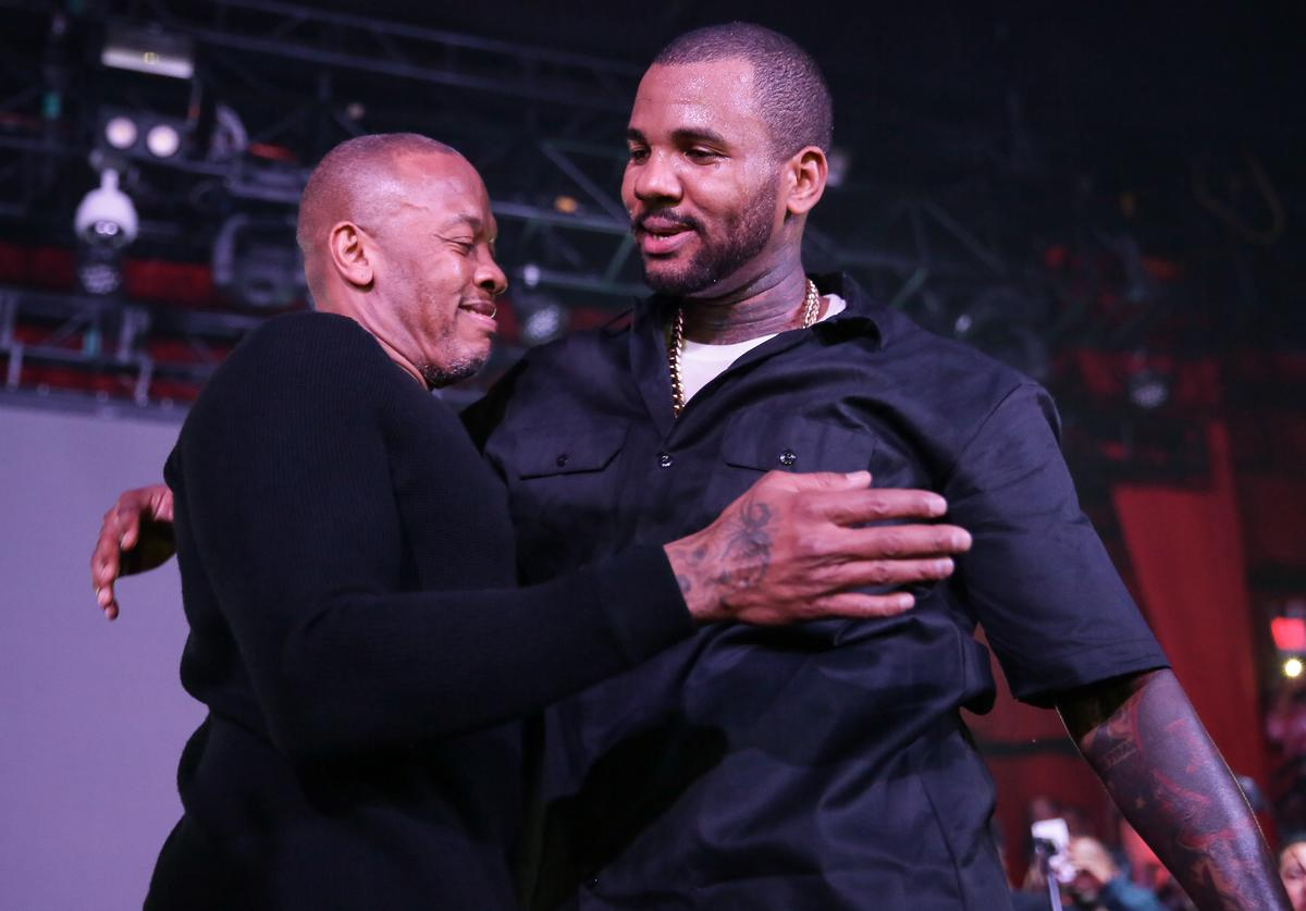 The Game & Dr. Dre
