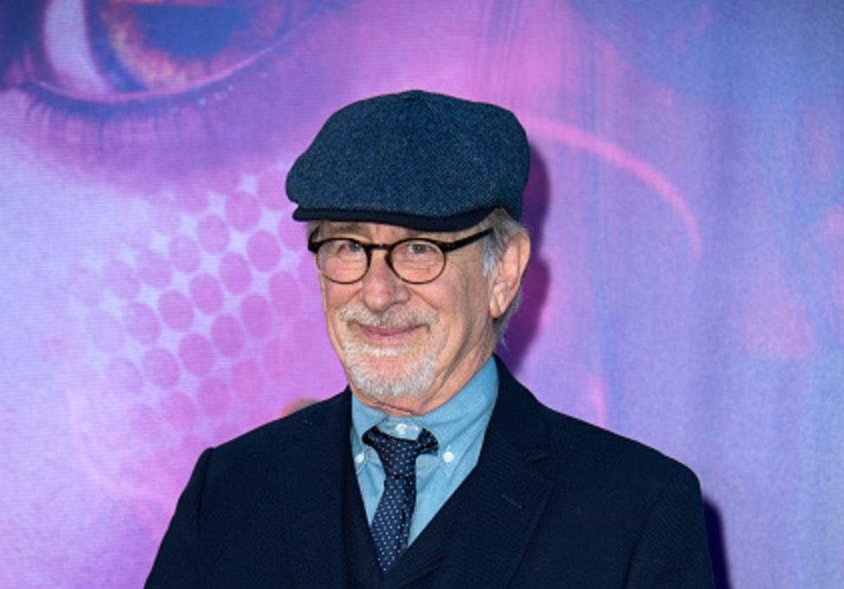 Director/Producer Steven Spielberg attends The Warner Bros Pictures World Premiere of 'Ready Player One' at the Dolby Theater on March 26, 2018, in Hollywood, California.