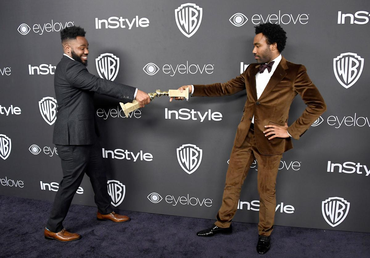 Stephen & Donald Glover