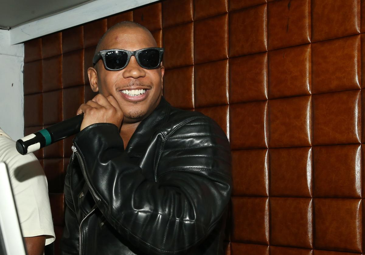 Ja Rule performs at the MTV And Ja Rule: 'Follow The Rules' Premiere Party at Catch on October 21, 2015 in New York City