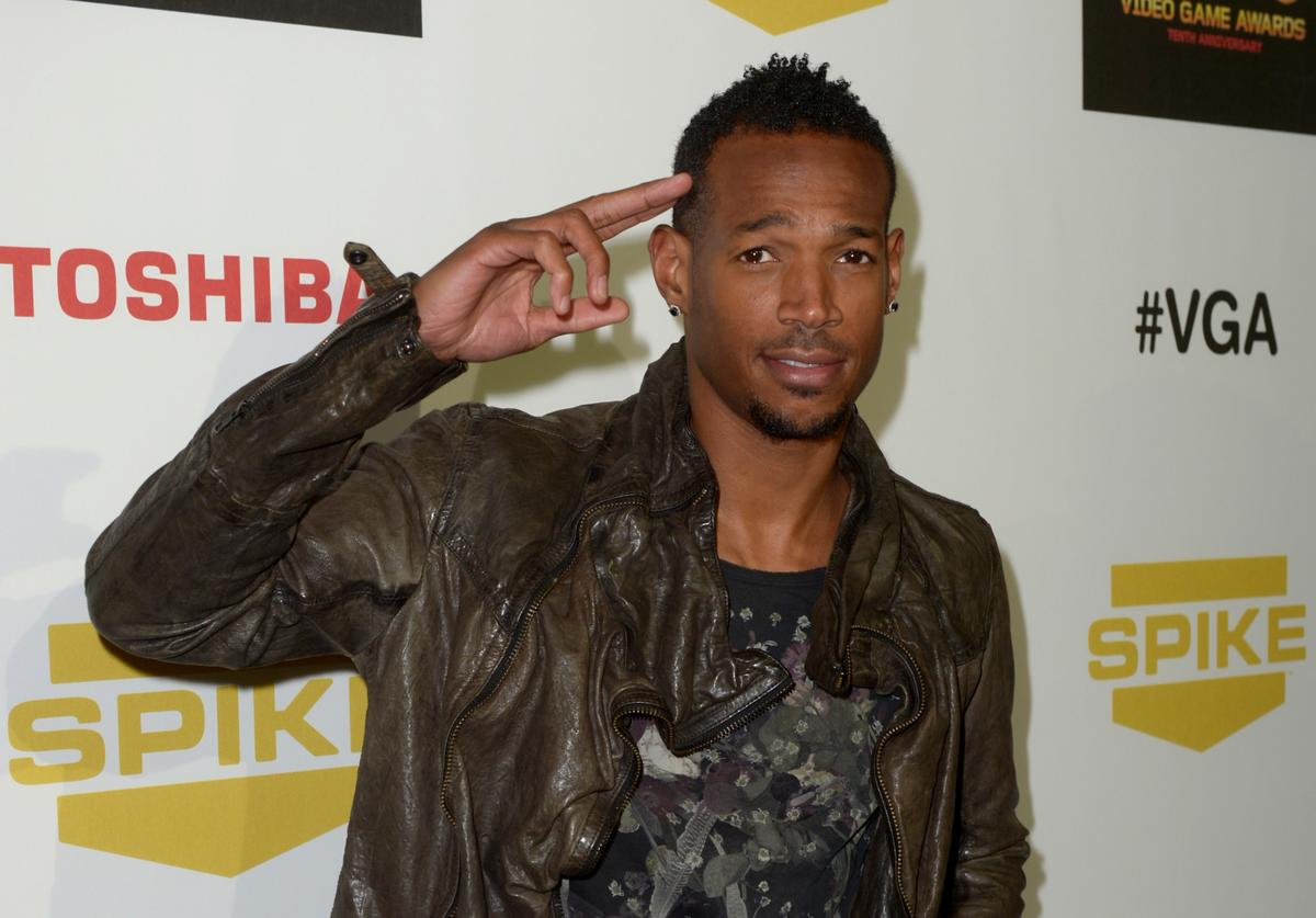 Marlon Wayans arrives at Spike TV's 10th annual Video Game Awards at Sony Pictures Studios on December 7, 2012 in Culver City, California