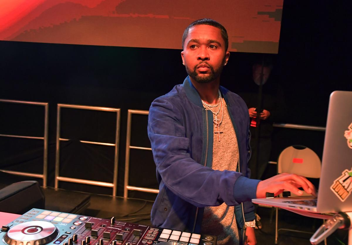 Zaytoven performs onstage during 'All-Star Weekend Kick-Off Party' at Capitol Records Tower on February 15, 2018 in Los Angeles, California.