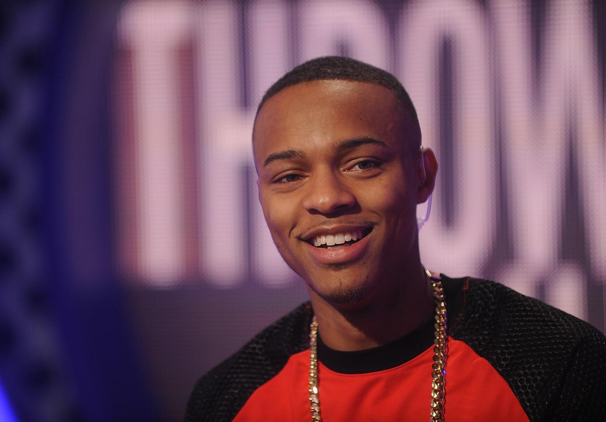 Bow Wow attends BET 106 and Park on June 11, 2014 in New York City