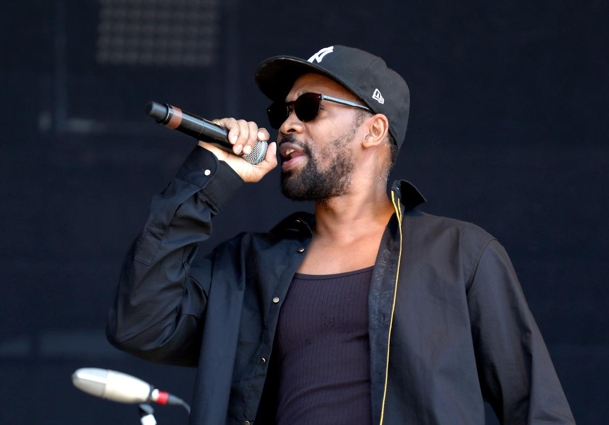 Recording artist RZA of Banks & Steelz performs on the Samsung Stage during day one at Austin City Limits Music Festival 2016 at Zilker Park on September 30, 2016 in Austin, Texas.