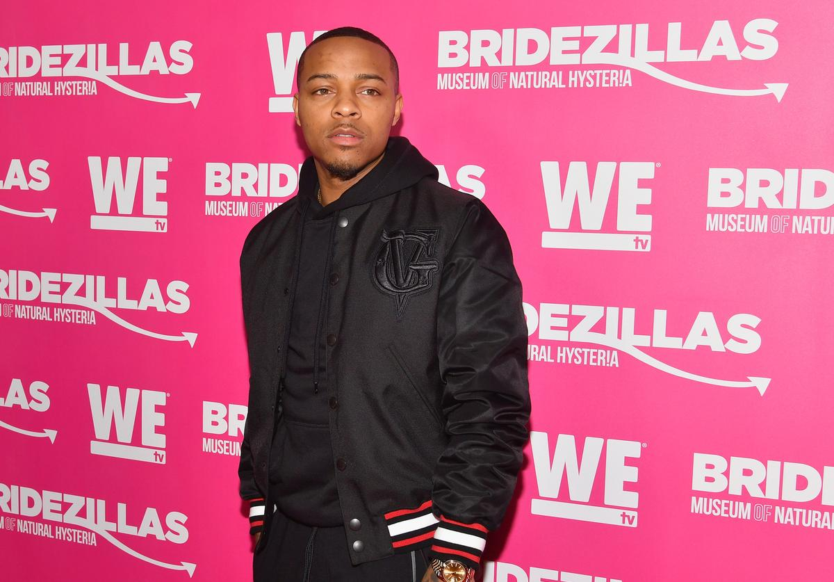 Bow Wow attends WE tv Launches Bridezillas Museum Of Natural Hysteria on February 22, 2018 in New York City