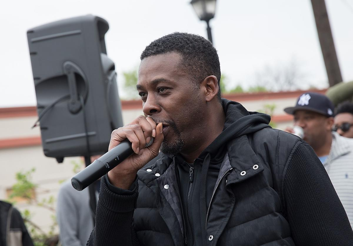 GZA performs at the Soylent and Trish Austin Party on March 12, 2017 in Austin, Texas.