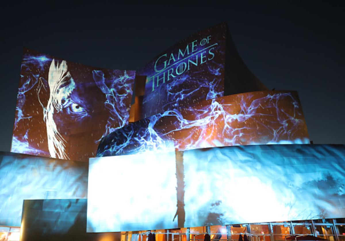 The Premiere of HBO's 'Game Of Thrones' Season 7 after party at Walt Disney Concert Hall on July 12, 2017 in Los Angeles, California.