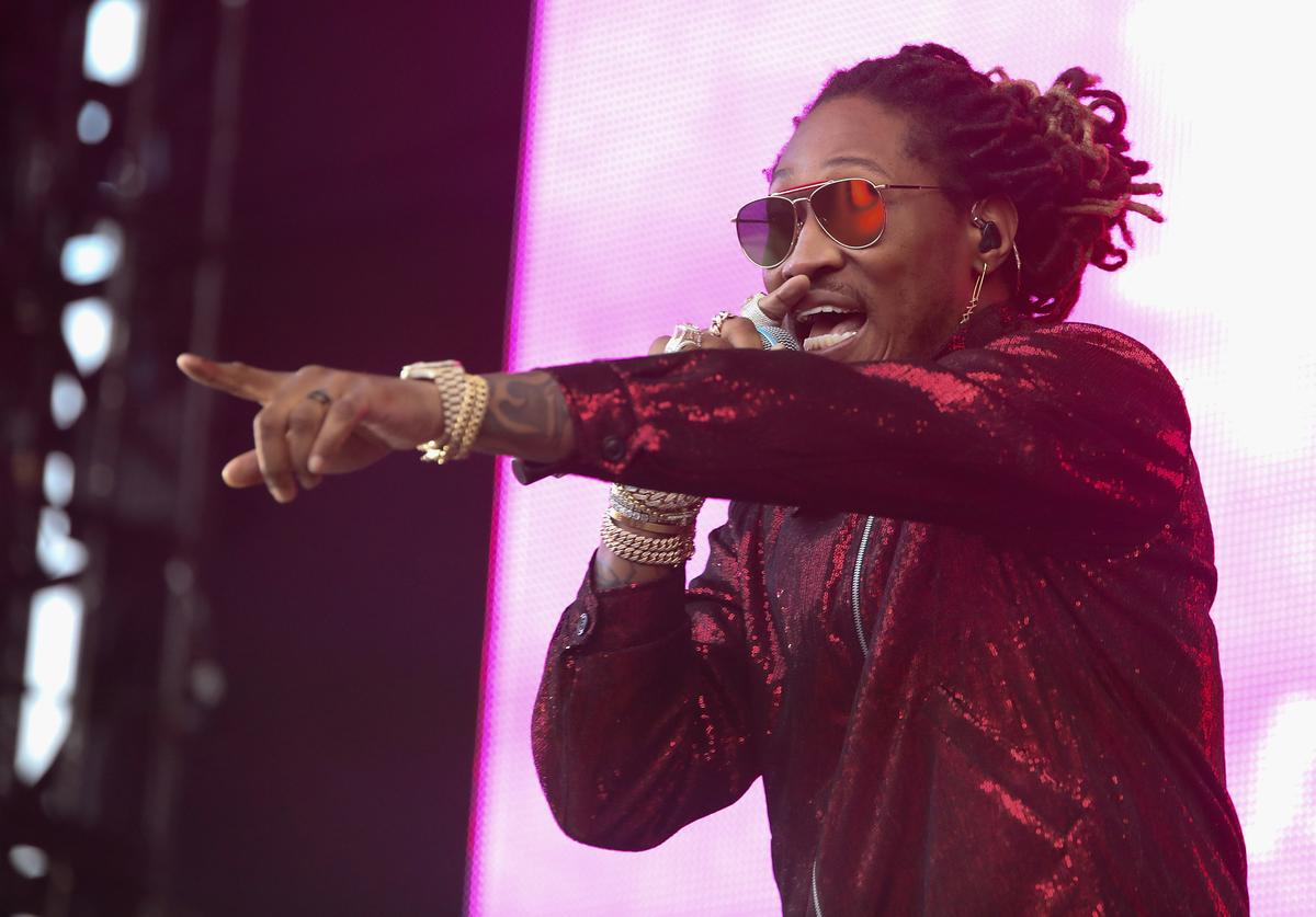 Future at Auckland City Limits Music Festival