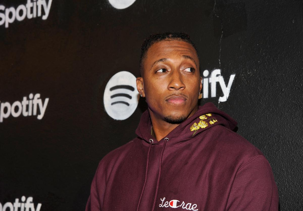 Recording artist Lecrae attends the Spotify Best New Artist Nominees celebration at Belasco Theatre on 9, 2017 in Los Angeles, California.