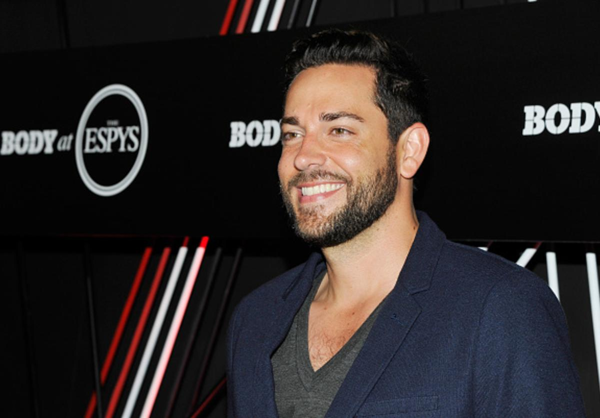 Actor Zachary Levi at BODY at ESPYS at Avalon on July 11, 2017 in Hollywood, California.