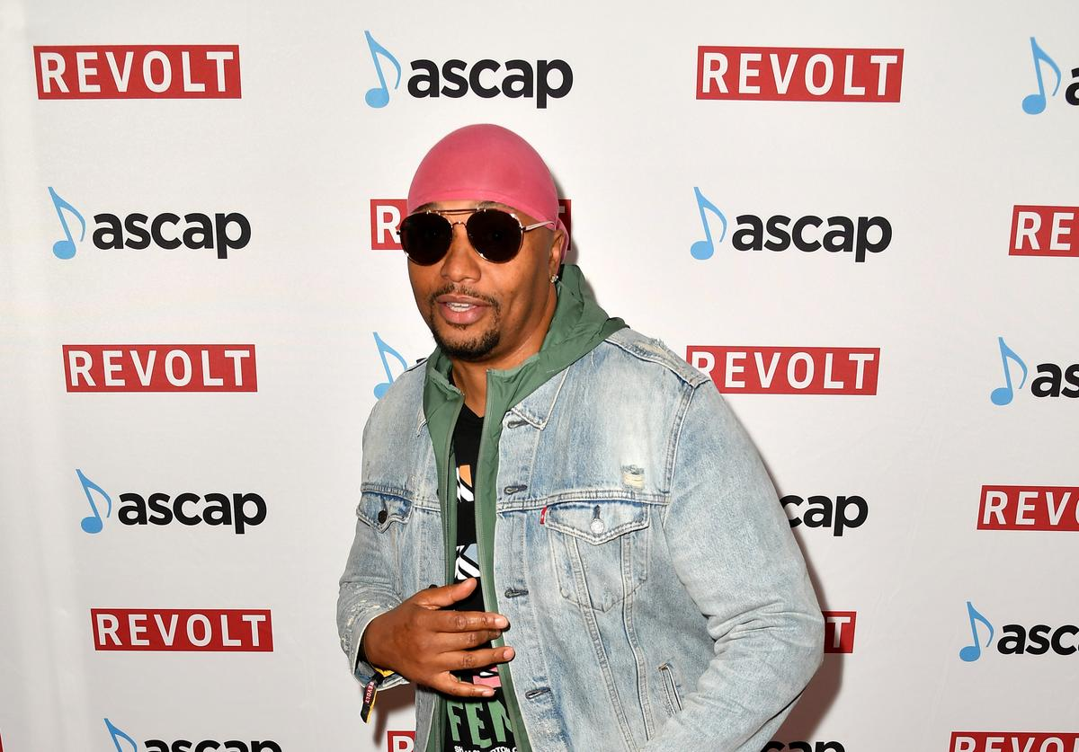 Malik Yusef at the ASCAP 2017 Rhythm & Soul Music Awards at the Beverly Wilshire Four Seasons Hotel on June 22, 2017 in Beverly Hills, California.