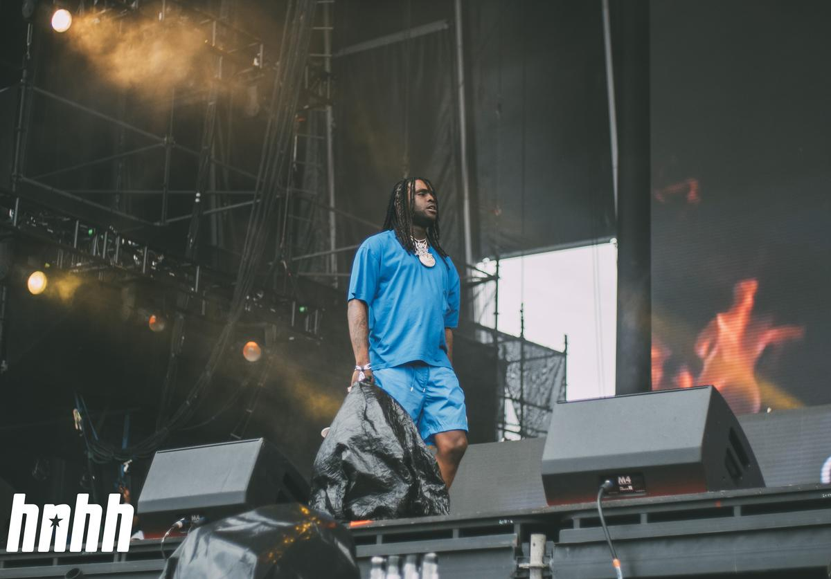 Chief Keef Performing