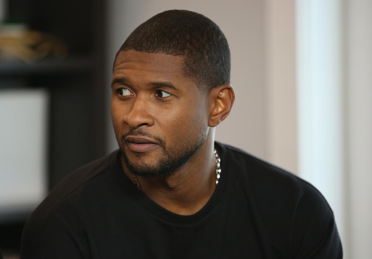 Actor Usher Raymond of 'Burden' attends The IMDb Studio and The IMDb Show on Location at The Sundance Film Festival on January 21, 2018 in Park City, Utah.