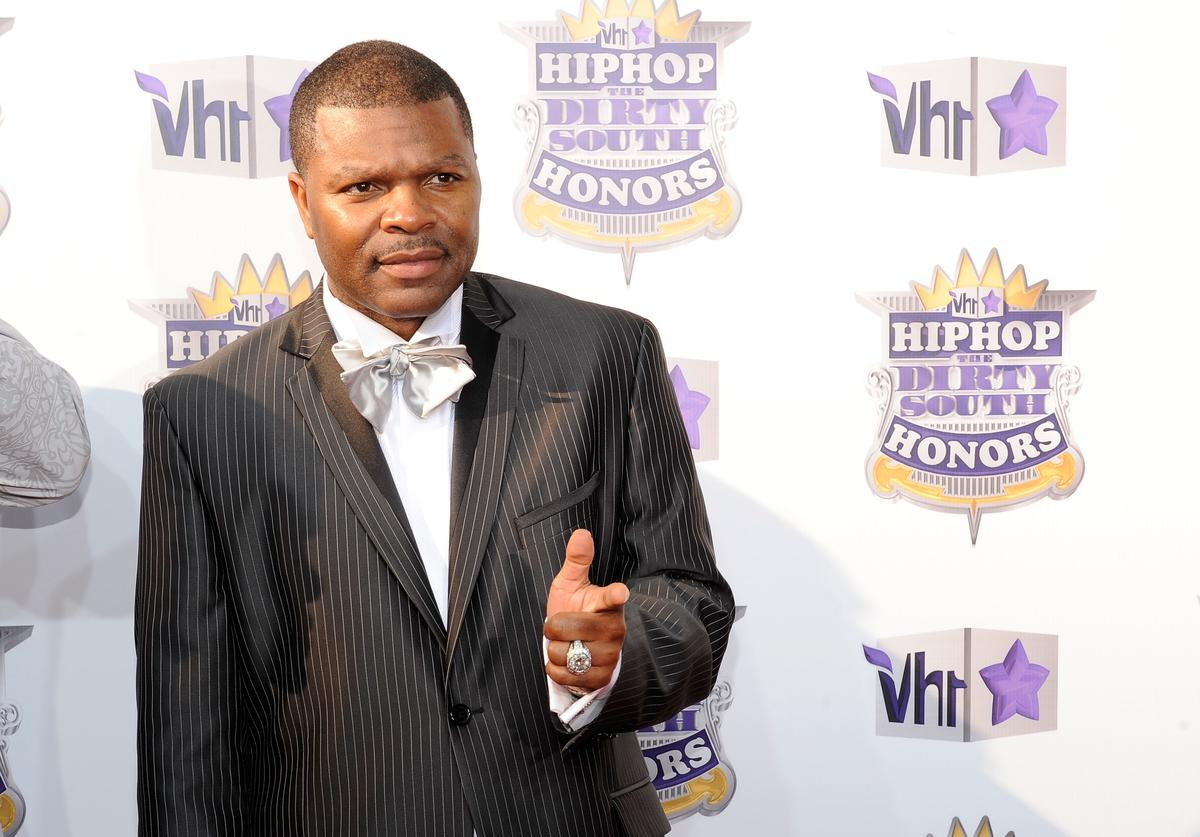 Rap-A-Lot Records CEO J Prince attends 2010 VH1 Hip Hop Honors at Hammerstein Ballroom on June 3, 2010 in New York, New York.