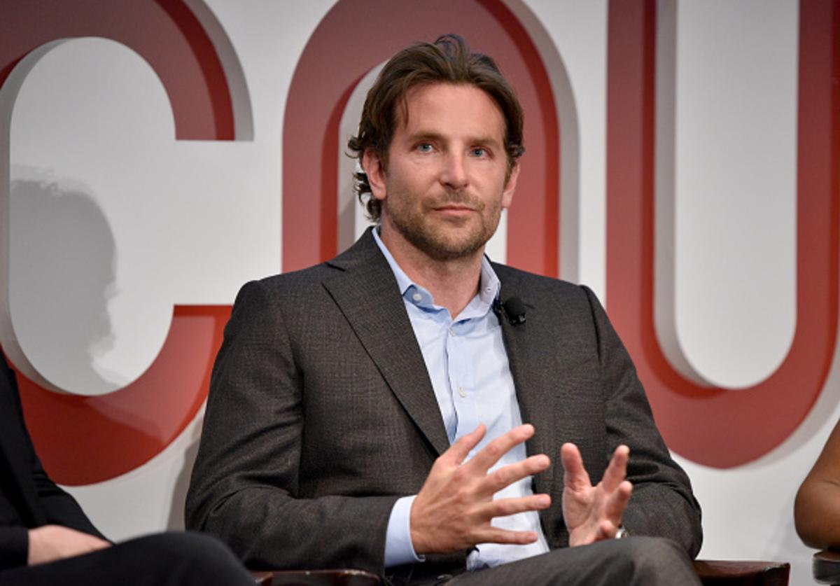 Actor Bradley Cooper speaks onstage during the Fifth Annual Town & Country Philanthropy Summit on May 9, 2018 in New York City.