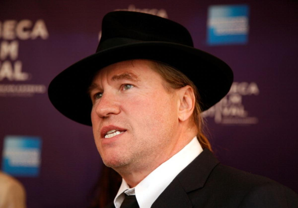Actor Val Kilmer attends the 'Fourth Dimension' premiere during the 2012 Tribeca Film Festival at the AMC Lowes Village on April 24, 2012 in New York City.