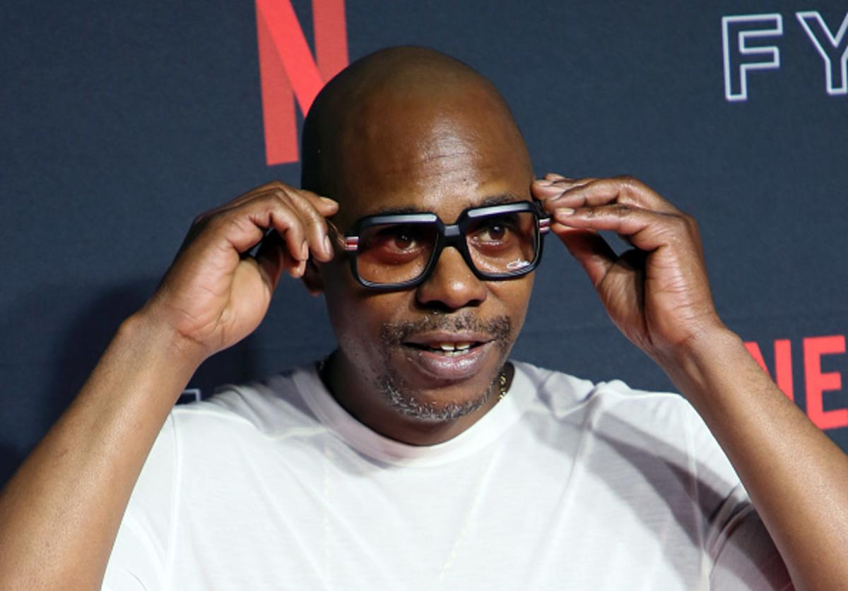Dave Chappelle attends the Netflix FYSEE Kick-Off at Netflix FYSEE at Raleigh Studios on May 6, 2018 in Los Angeles, California