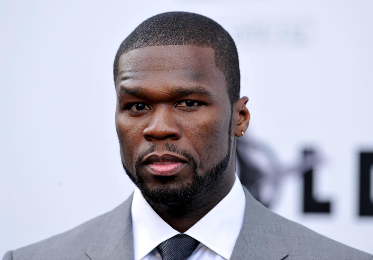 50 Cent arrives for the amfAR Cinema Against AIDS 2009 benefit at the Hotel du Cap during the 62nd Annual Cannes Film Festival on May 21, 2009 in Antibes, France