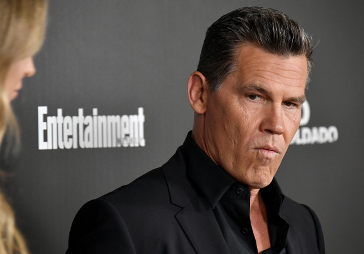 Actor Josh Brolin attends the New York screening of 'Sicario: Day Of The Soldado' on June 18, 2018 in New York City.