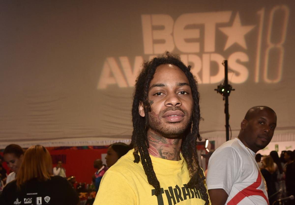 Valee attends day one of the 2018 BET Awards Radio Remotes on June 22, 2018 in Los Angeles, California.
