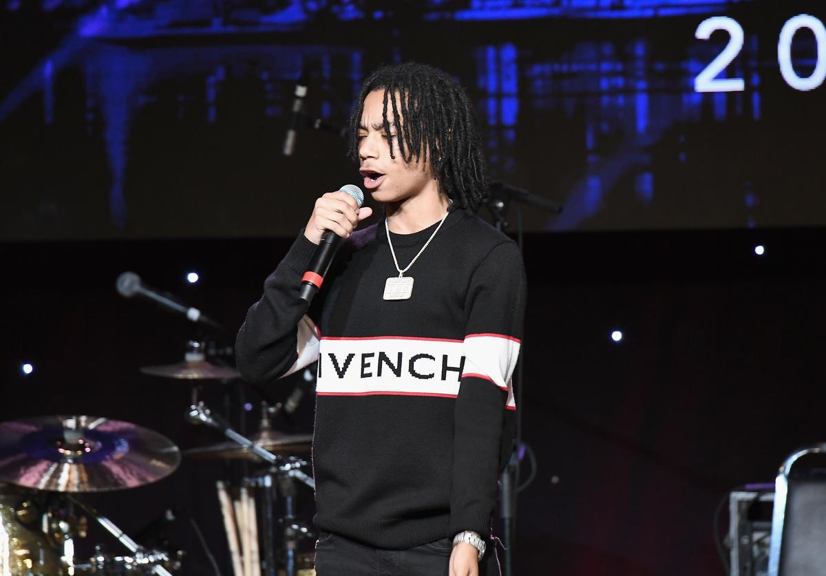 YBN Nahmir performs onstage at the 31st Annual ASCAP Rhythm & Soul Music Awards at the Beverly Wilshire Four Seasons Hotel on June 21, 2018 in Beverly Hills, California
