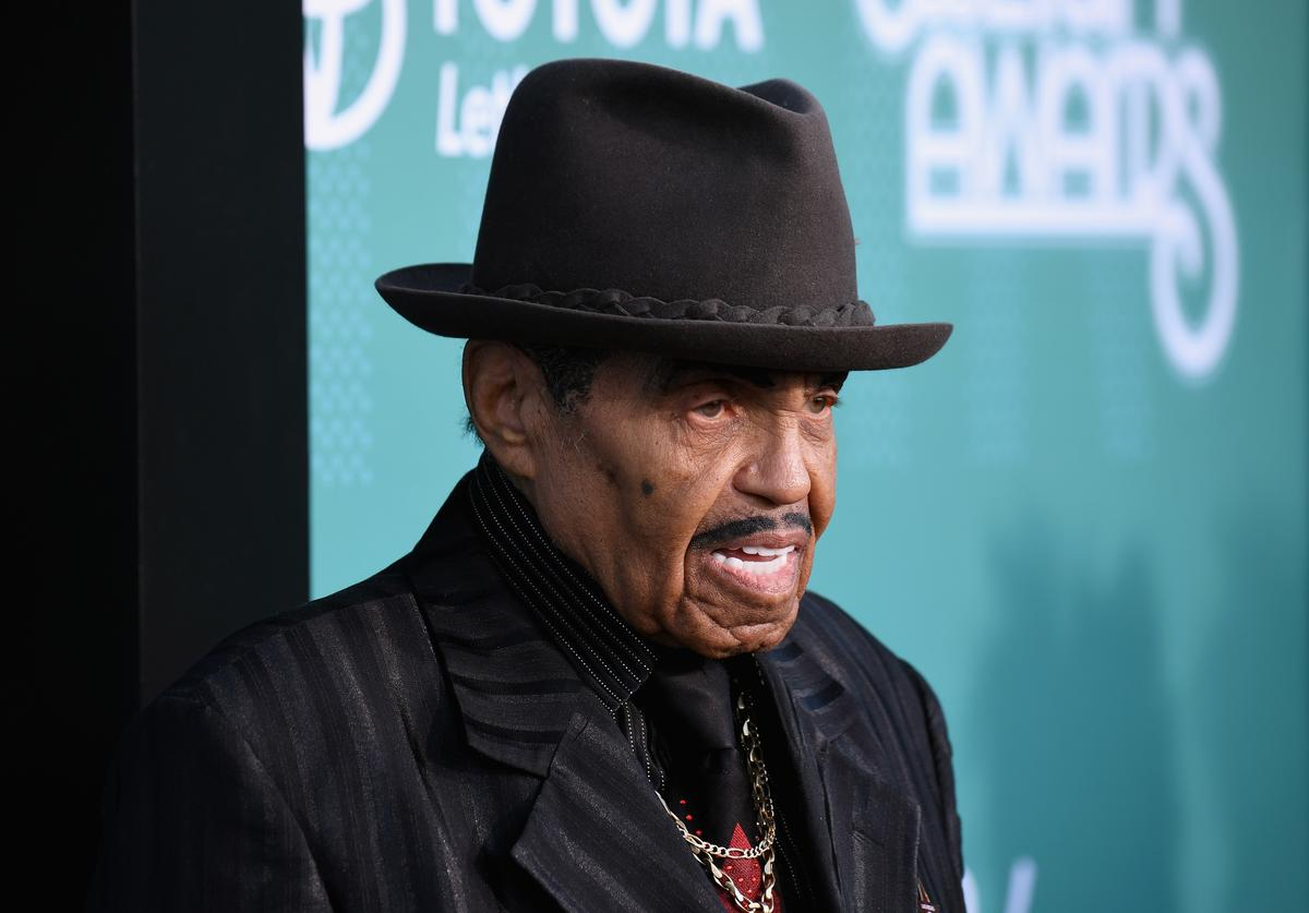 Joe Jackson attends the 2017 Soul Train Awards, presented by BET, at the Orleans Arena on November 5, 2017 in Las Vegas, Nevada