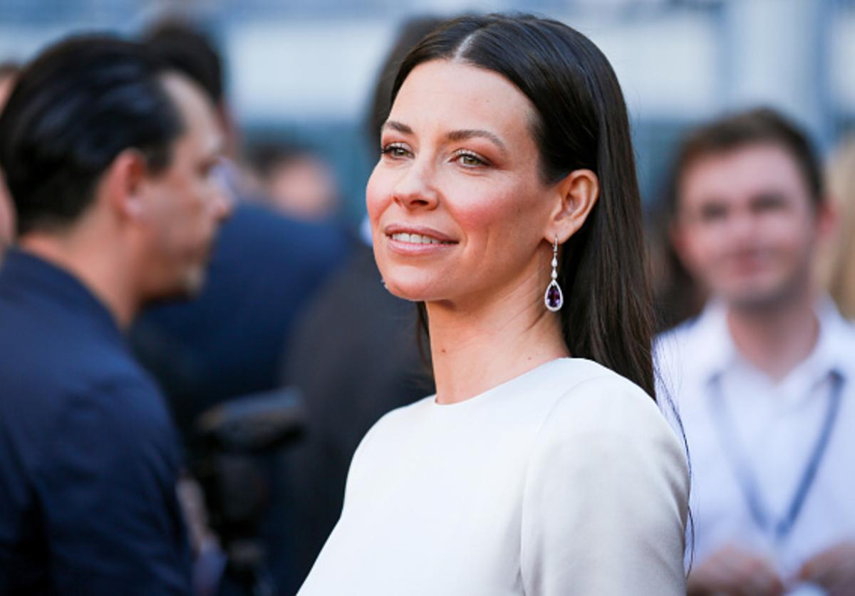 Evangeline Lilly attends the premiere of Disney And Marvel's 'Ant-Man And The Wasp' on June 25, 2018 in Hollywood, California.