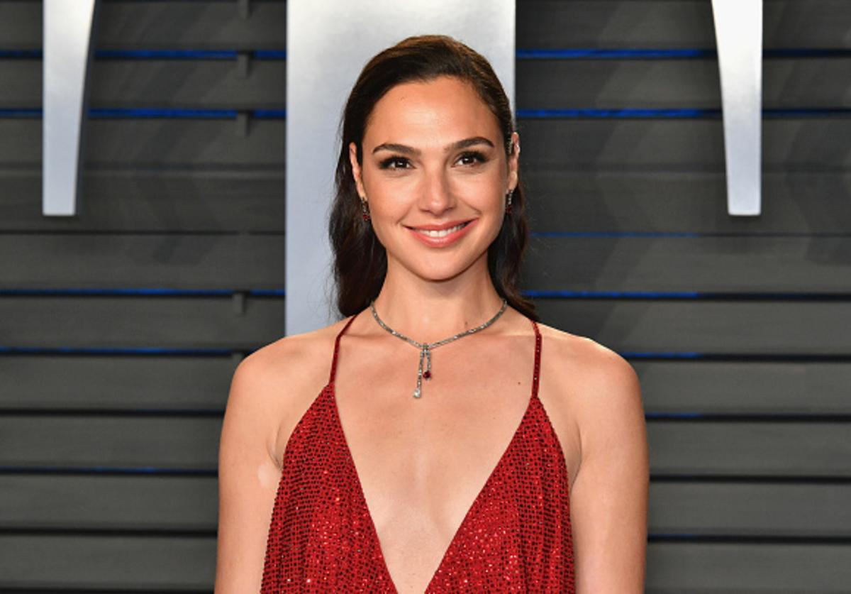 Gal Gadot attends the 2018 Vanity Fair Oscar Party hosted by Radhika Jones at Wallis Annenberg Center for the Performing Arts on March 4, 2018 in Beverly Hills, California.