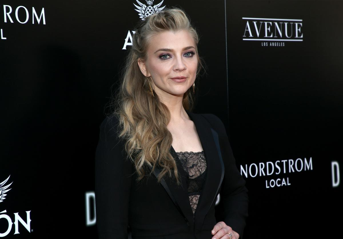 : Natalie Dormer attends the premiere of Vertical Entertainment's 'In Darkness' at ArcLight Hollywood on May 23, 2018 in Hollywood, California.