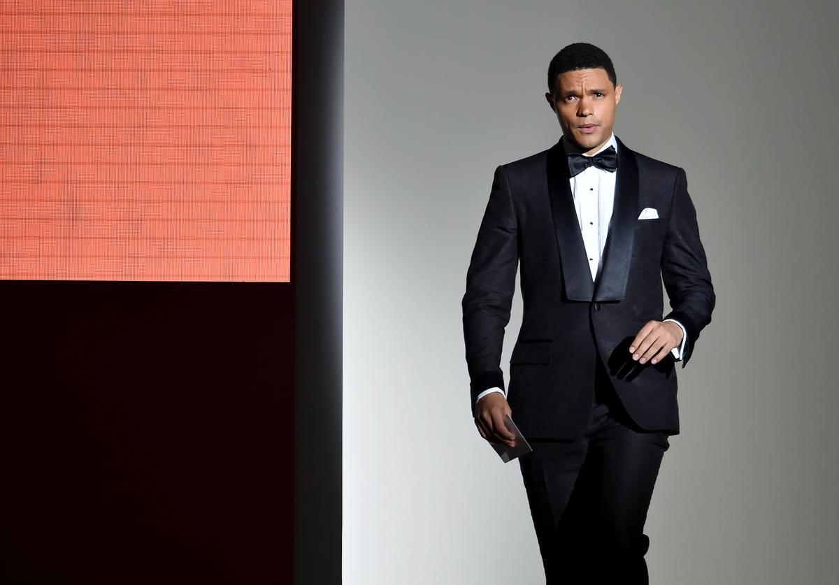 Trevor Noah attends the 2018 CFDA Fashion Awards at Brooklyn Museum on June 4, 2018 in New York City.